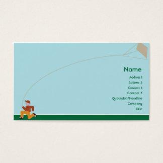 Cartes De Visite Garçon - affaires