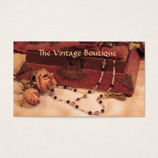 Cartes De Visite Habillement vintage