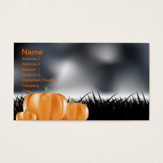 Cartes De Visite Halloween
