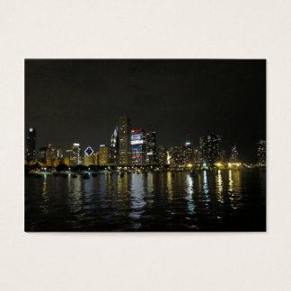 Cartes De Visite Horizon de Chicago