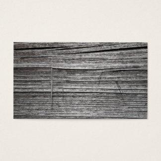 Cartes De Visite Image de vieux bois de éclatement
