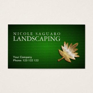 Cartes De Visite Jardiniers de paysagistes
