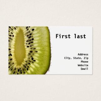Cartes De Visite Kiwis