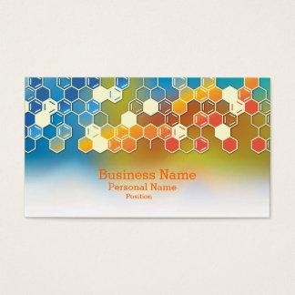 Cartes De Visite Laboratoire moderne professionnel d'affaires de la
