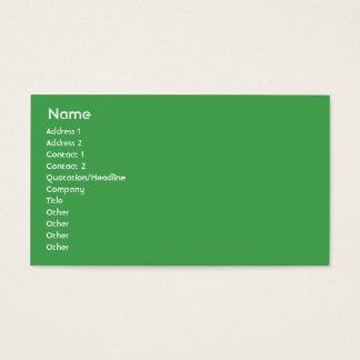 Cartes De Visite Le Brésil - affaires