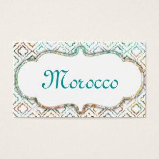Cartes De Visite Le Maroc propre