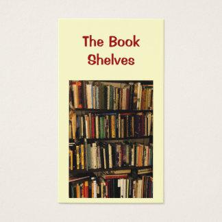 Cartes De Visite Librairie