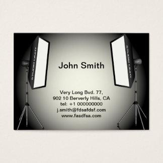 Cartes De Visite Lumières photographiques