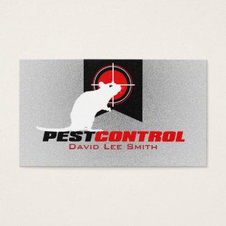 Cartes De Visite Lutte contre les parasites