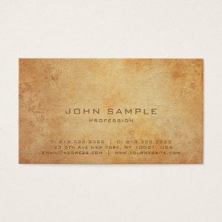 Cartes De Visite Luxe mat standard simple créatif professionnel