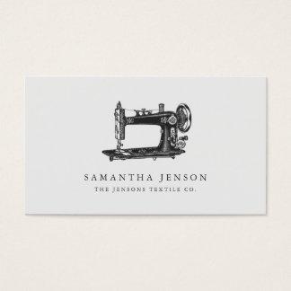 Cartes De Visite Machine à coudre