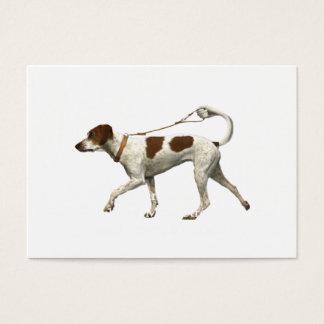 Cartes De Visite Marcheur de chien - queue de chien - saint Germain