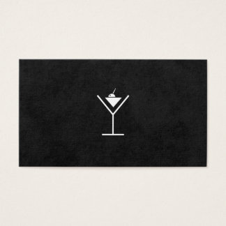 Cartes De Visite Martini/Mixology