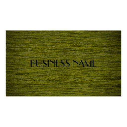 Cartes de visite matériels en bois olives cartes de visite professionnelles