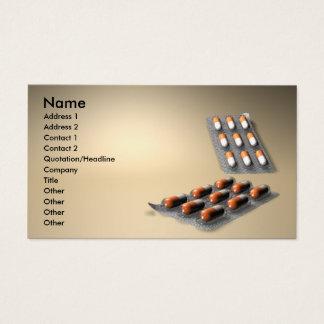 Cartes De Visite Médecine médicale
