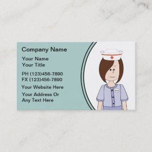 Cartes De Visite Medicaux