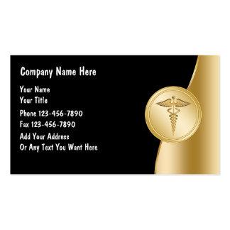 Cartes de visite médicaux carte de visite