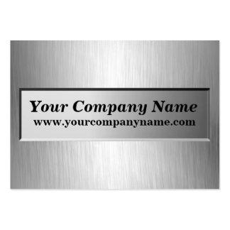 Cartes de visite Metal Nameplate Company Modèles De Cartes De Visite