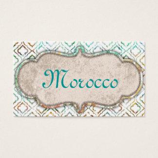 Cartes De Visite Milieu du Maroc