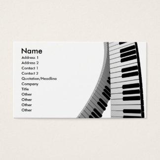 Cartes De Visite musique