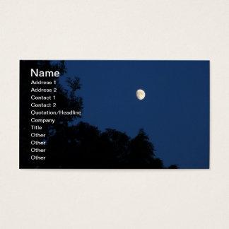 Cartes De Visite Nuit d'été
