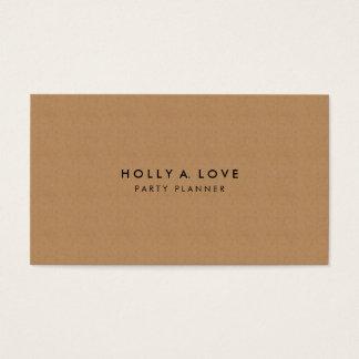 Cartes De Visite Papier d'emballage # texture   de papier de Faux