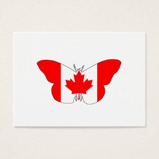 Cartes De Visite Papillon Canada