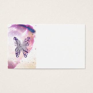 Cartes De Visite Papillon cosmique
