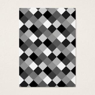 Cartes De Visite Petits blocs monotones