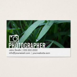 Cartes De Visite Photographie faite sur commande professionnelle