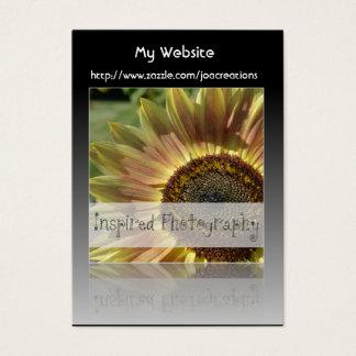 Cartes De Visite Photographie inspirée
