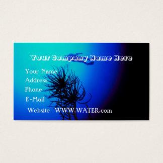 Cartes De Visite Plongée à l'air personnalisable