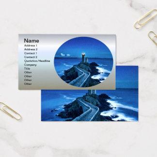Cartes De Visite Plouzane, France - phare