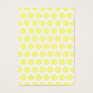 Cartes De Visite Pois de sorbet de citron