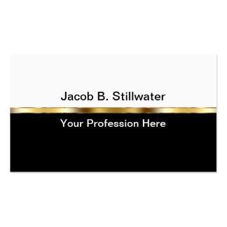 Cartes de visite professionnels modèle de carte de visite