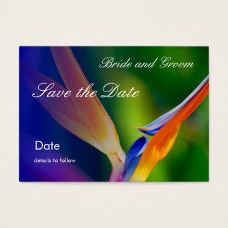 Cartes De Visite Profil Card_Save la date