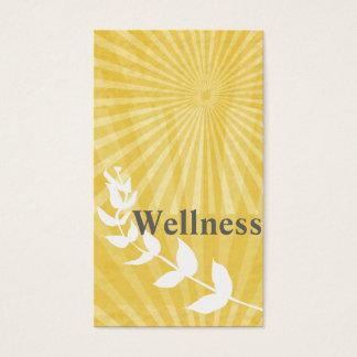 Cartes De Visite Rayons spirituels de Sun de rayon de soleil de