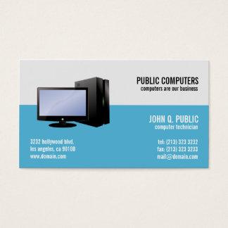Cartes De Visite Réparation d'ordinateur IL administrateurs réseau