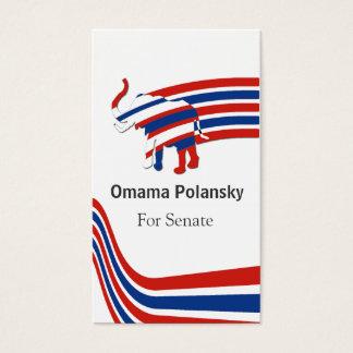 Cartes De Visite Républicain politique