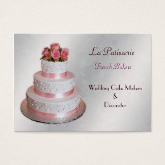 cartes de visite roses argentés de fabricants de