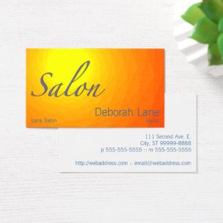 Cartes De Visite Salon