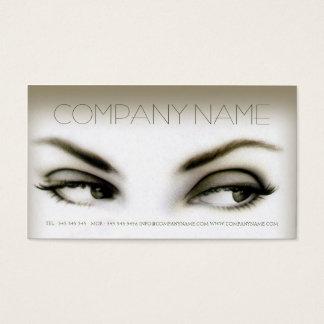 Cartes De Visite Salon de beauté/carte d'artiste/coiffeur de