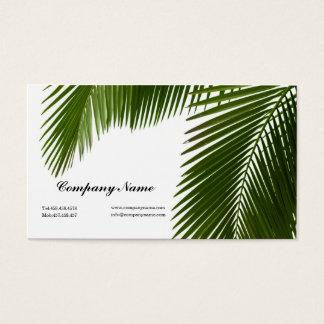 Cartes De Visite Salon de beauté/SPA voyage de bateau-maison/carte