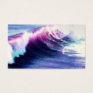 Cartes De Visite Surf de plage