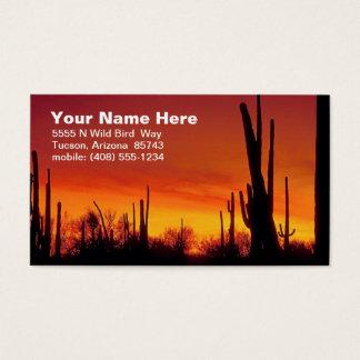 Cartes De Visite Télécarte de désert