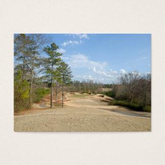 Cartes De Visite terrain de golf