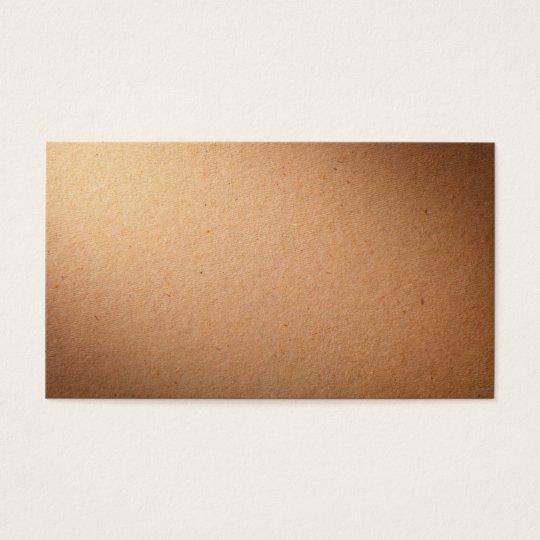 Cartes De Visite Texture Carton Pour Larriere