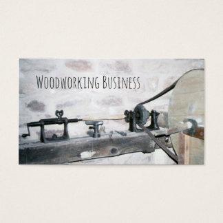 Cartes De Visite Tour, antiquité fraisant le bois industriel de