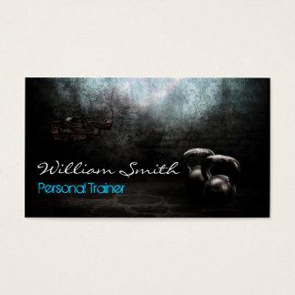 Cartes De Visite Trainer personnel Business card