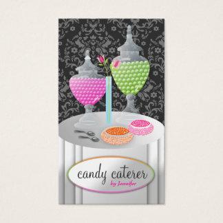 Cartes De Visite traiteur 311-Candy